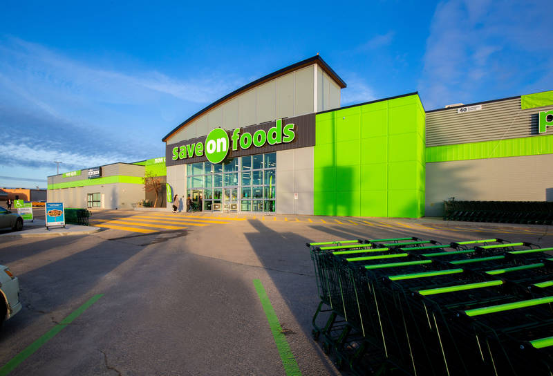 The newest Save-On-Foods Calgary location