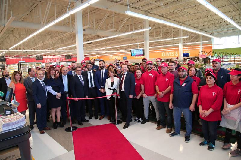 Adonis opens new Mississauga store
