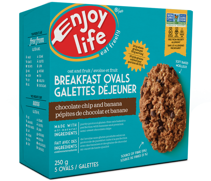 Enjoy Life Breakfast Ovals