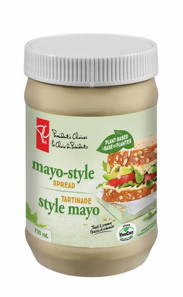 PC Mayo Style spread