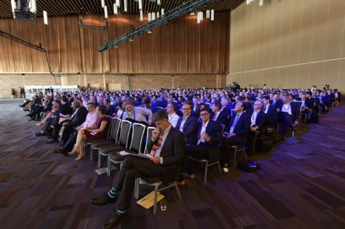 The Global Summit in Vancouver was well-attended