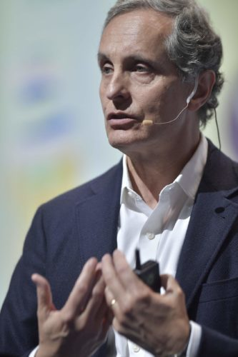 Daniel Servitje, Chairman of the Board CEO Group Bimbo