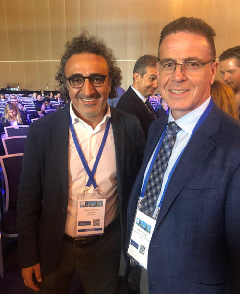 Hamdi Ulukaya, Chobani and Anthony Longo, Longo's