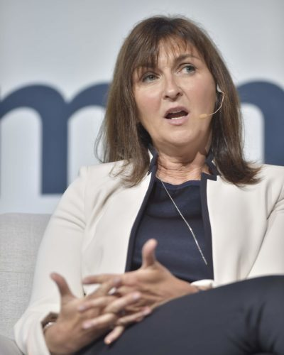 Judith McKenna, president and CEO of Walmart International