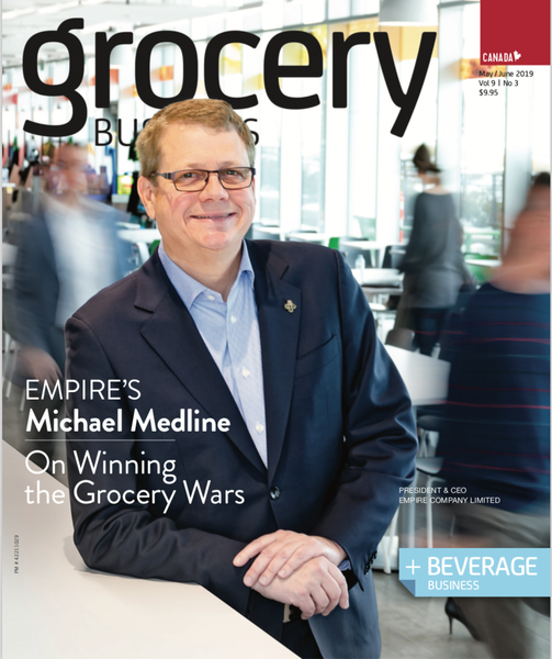 Empire's Michael Medline: On Winning the Grocery Wars