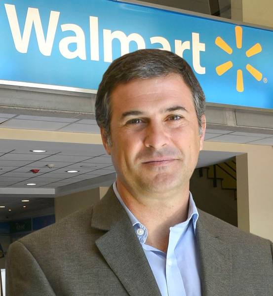 Horacio Barbeito, new president and CEO of Walmart Canada