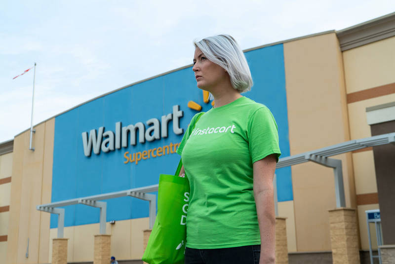 Walmart Canada and Instacart expand on demand delivery