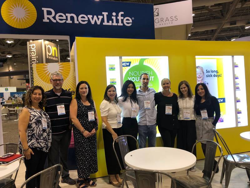 The Renew Life Team