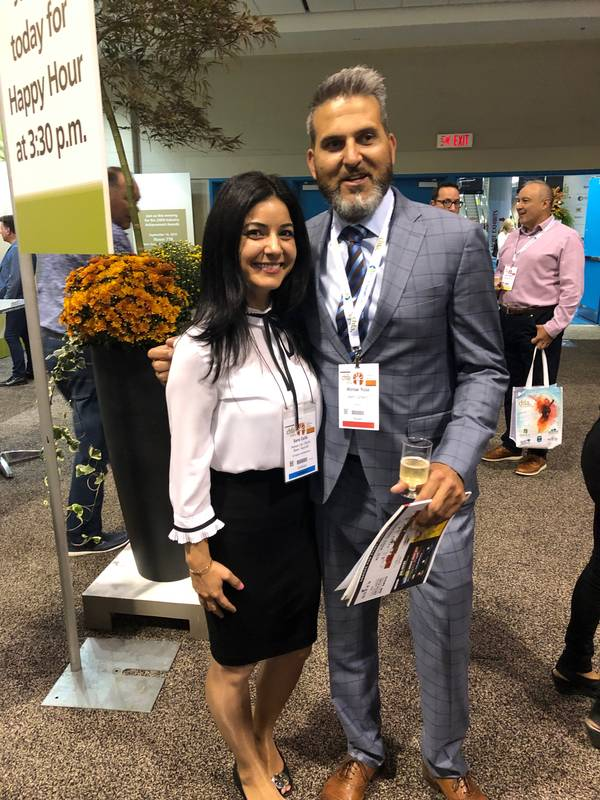 Dr. Sara Celik, Renew Life and Mike Rose, Metro