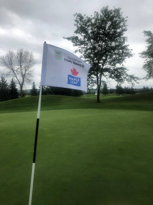 The DCI & CFIG 2019 Charity Golf Classic - Silver Sponsor Maple Leaf