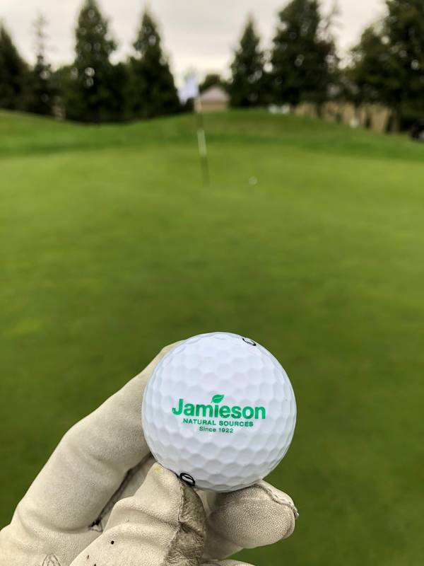 The DCI & CFIG 2019 Charity Golf Classic - Thanks to Jamieson for the support!