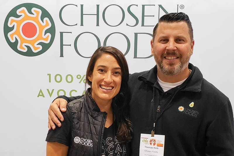 Robin Burgin and Thomas Huls, Chosen Foods