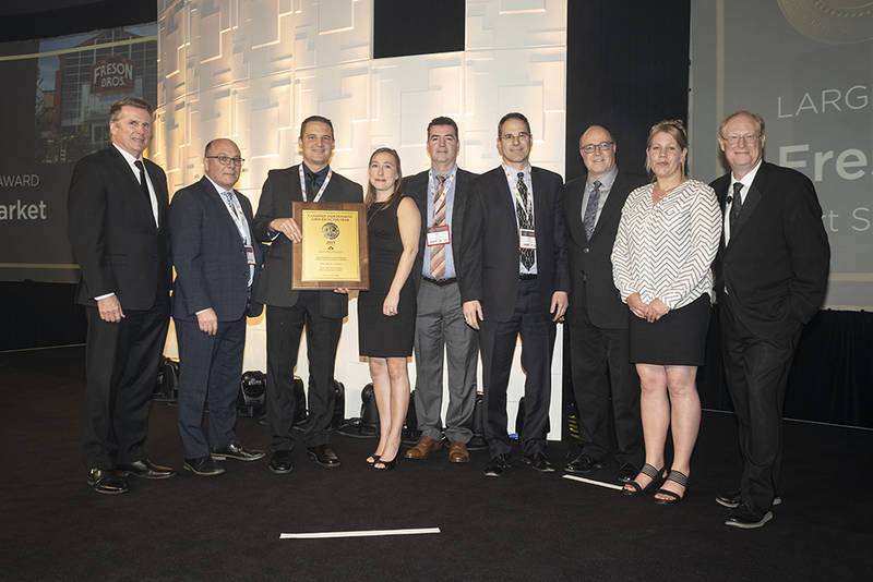 Large Surface Gold Award: Freson Bros. Fresh Market, Fort Saskatchewan, AB