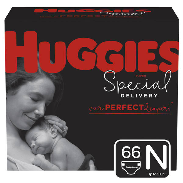 Huggies Special Delivery