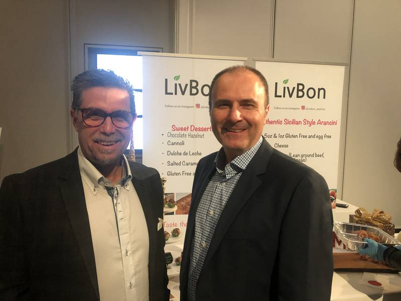Russ Lucifora and Rino Cramarossa, Loblaw Companies Limited