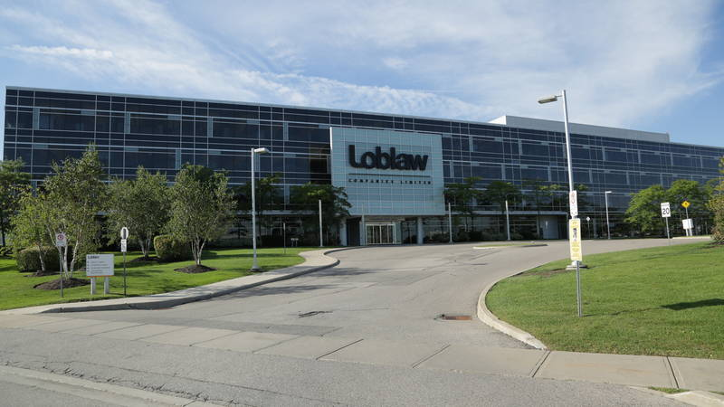 Loblaw laying off 800 people following distribution centre closings