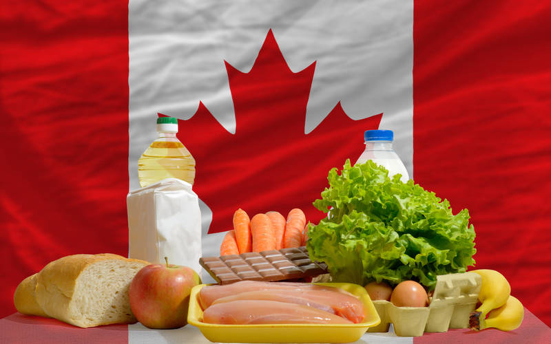 Buy Canadian food ad campaign