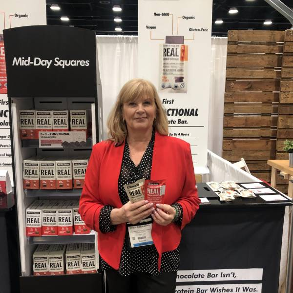 Donna Karjalalnen, Indigo Natural Products with Mid-Day Squares