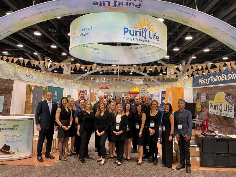 The Purity Life team