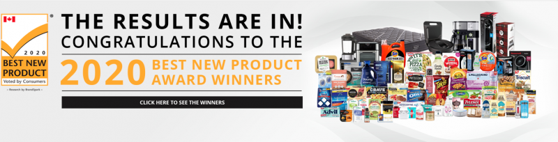 Best New Products Award Winners 2020