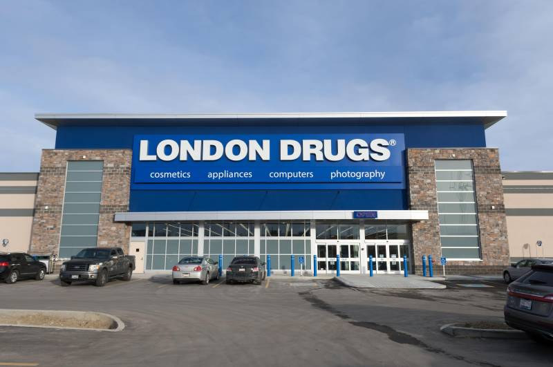 London Drugs addresses COVID-19 concerns