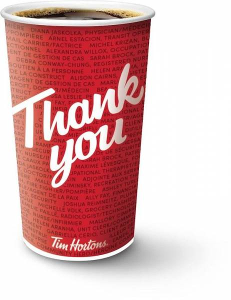 Tim Hortons copy