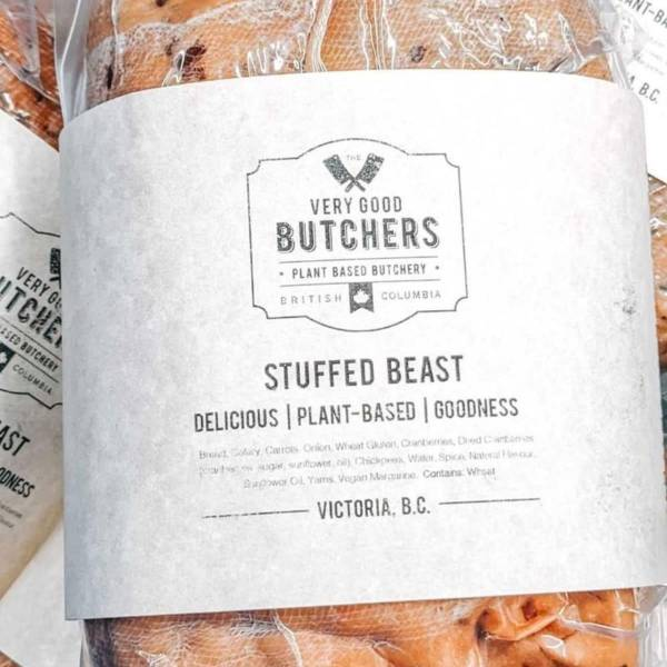 Very Good Butchers product