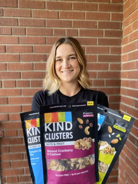 Katie Doherty, Kind Snacks