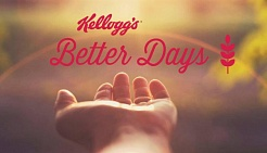 Kelloggs Better Days program to support people in need