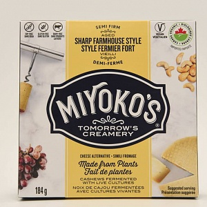 Miyoko's Sharp Farmhouse