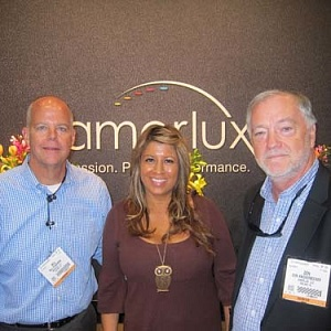 Bill Plageman, Wendy George and Don Knickerbocker - Amerlux