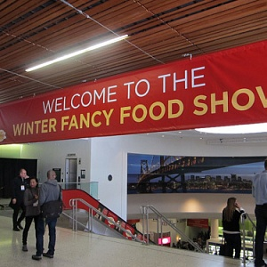 Welcome to the Winter Fancy Food Show in San Francisco