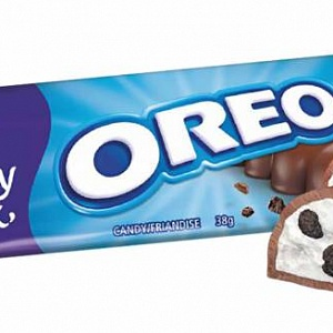 Cadbury Dairy Milk Oreo candy bar