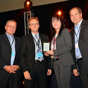 Best New Supplier – Services & Equipment: TD Merchant Services.