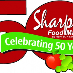 Sharpe's 50th anniversary