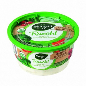 Marzetti new Organic Ranch Veggie Dip