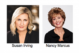 Susan Irving to succeed Nancy Marcus as CMO at Kruger Products