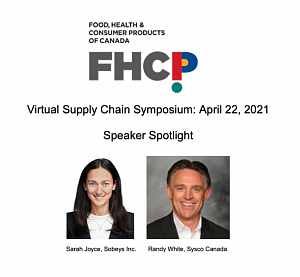 FHCP supply chain event item