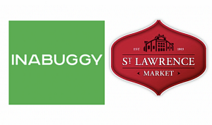 Inabuggy and St. Lawrence Market Logos