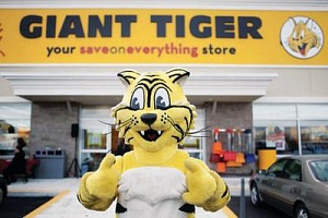 Giant Tiger logo