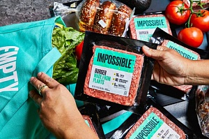 Impossible Foods Retail Instore