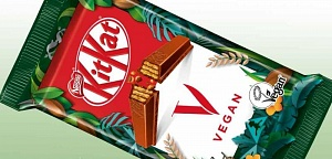 KitKat V Vegan KitKate from Nestle
