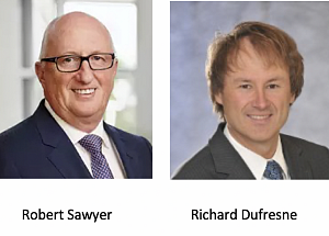 Robert Sawyer, Richard Dufresne, Loblaw