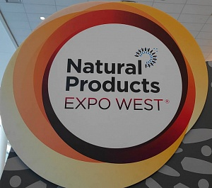 Expo West entrance