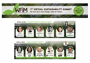 WFIM sustainability summit image