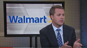 Walmart's CEO Doug McMillon is challenged by Mad Money's Jim Cramer