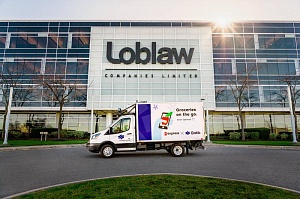 Loblaw partners with autonomous vehicle delivery business