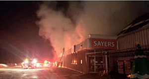 Sayers Foods GoFundMe Fire Relief Fund