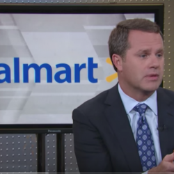 WATCH: Walmart CEO Doug McMillon's strategy challenged by Mad Money's Jim Cramer