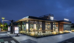 Starbucks opens sustainable concept store
